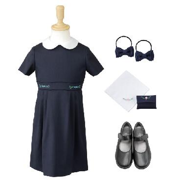 女児の装い