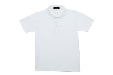 透け感のない高品質なポロシャツ