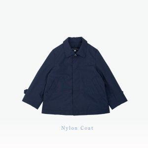 濃紺ライナーナイロンジャケット|男児